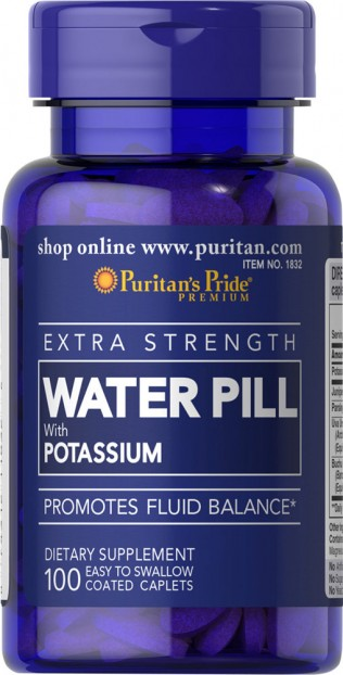 Extra Strength Water Pill™ 100 Caplets