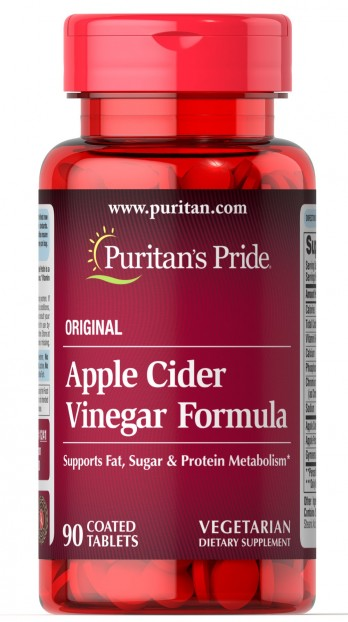 Apple Cider Vinegar Formula 90 Tablets