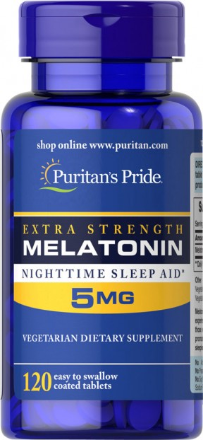 Melatonin 5 mg 120 Tablets