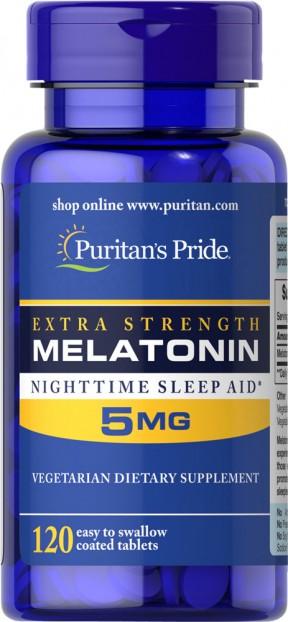 Melatonin 5 mg 120 Tablets