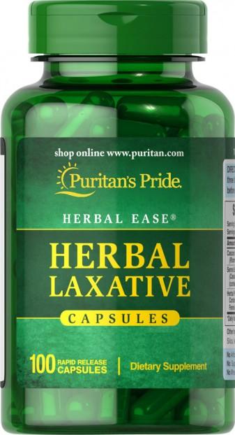 Herbal Laxative 100 Capsules