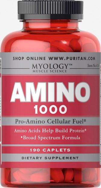 Myology™ Amino 1000 190 Caplets